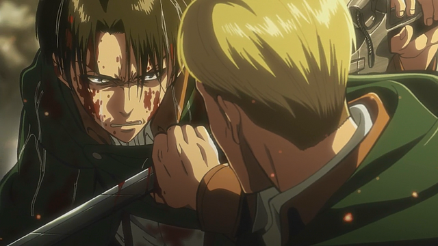 File:Levi tries to kill Erwin.png