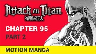 Attack on Titan - Motion Manga Chapter 95 - Part 2 Reiner's Backstory