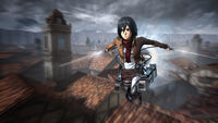 Attack on Titan Game Screenshot 5