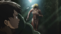 Female Titan chases Eren.png