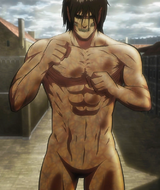Eren the Titan Shifter