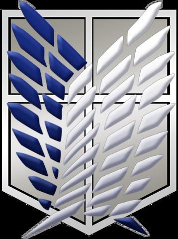 ملف:Survey Corps Logo.png