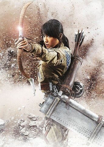 File:Attack on Titans Textless Poster 12.jpg