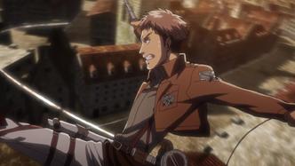 Jean escapes from Titans