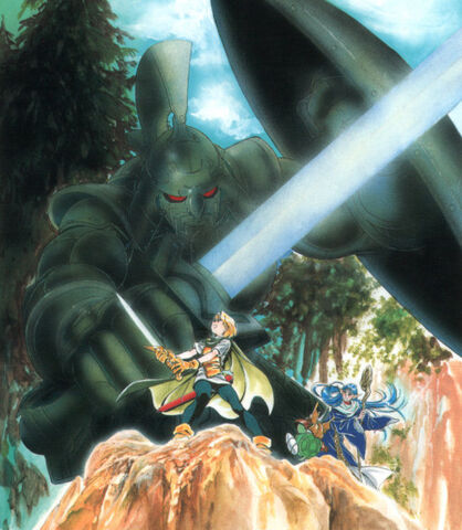File:Shining Force II character poster.jpg