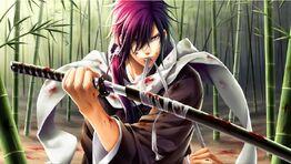 Anime samurai-852x480
