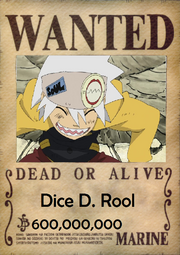 Dice's poster