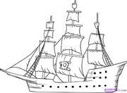 Falcon ship