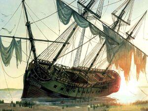 Great ships csg006 the queen annes revenge-1
