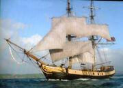 Brig==ship 001