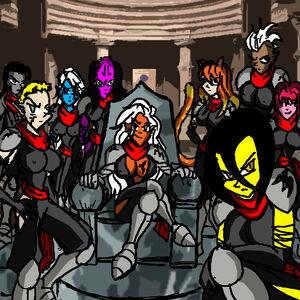 Divai Warriors