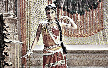 Sati dancing wife of mahadev by shivanikhandelwal-d551frm gritty