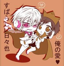 Durarara!! - Delic & Hibiya 1