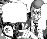 Gin is angry at Jōichirō