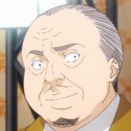 Osaji Kita mugshot (anime)