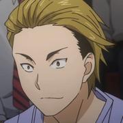 Shōji Satō mugshot (anime)