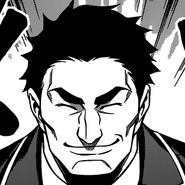 Tetsuji Kabutoyama mugshot