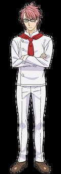 Kojiro Shinomiya full appearance