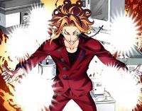 Rentarō shows his heating specialization