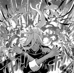 Akira during the Battle Royale