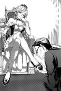 Sakuma impressed by Erina's Eggs Benedict