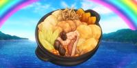 Goosefish Dobu-Jiru Curry