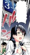 Shigemichi loses against Megumi