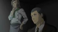 Gin and Hiromi watching Sōma