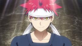 Sōma Yukihira (anime)