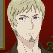Abel Blondin mugshot (anime)