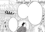Kiyoshi challenging Erina
