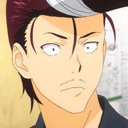 Kanichi Konishi mugshot (anime)