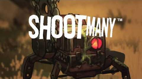 Shoot Many Robots Annoucement Trailer Europe