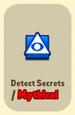 ItemAbilityUnlockedDetect SecretsMythical