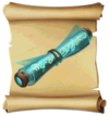 Spells Invisibility Scroll Blueprint