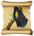 Axes Druidic Axe Blueprint.png