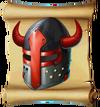 Helmets Viking Helm Blueprint
