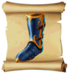 Boots Chain Greaves Blueprint