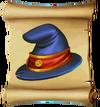 Hats Magic Top Blueprint