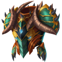 Armors Draconic Plate