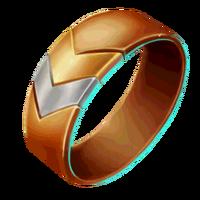 Rings Iron Band