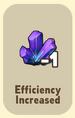 EfficiencyIncreased-1Frostfire Crystal