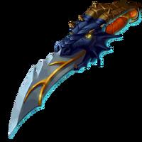 Daggers Dragon Fang