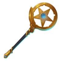 Staves Star Wand