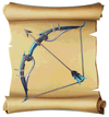 Bows Recurved Bow Blueprint