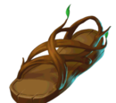 Druidic Shoes