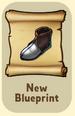 ItemBlueprintUnlockedShoes