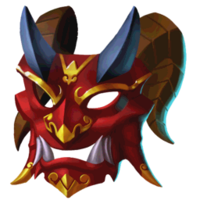 Hats Demonic Visage