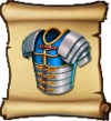 Armors Banded Mail Blueprint