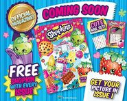 Shopkins Magazine Preview